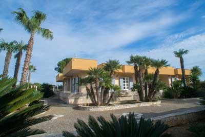 Luxury Villa a Taviano